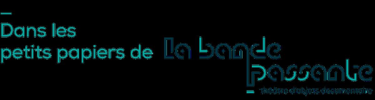 image d'entete et logo la bande passante